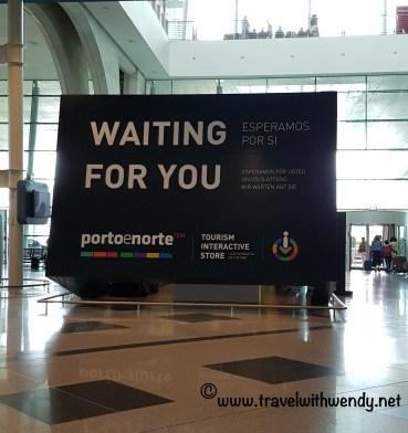 TWW - Welcome to Oporto