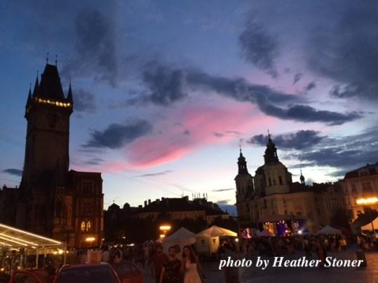 ©TravelwithWendy %22Prague at night%22 HS www.travelwithwendy.net