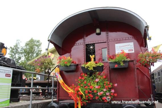 TWW - Steam Train gift shop