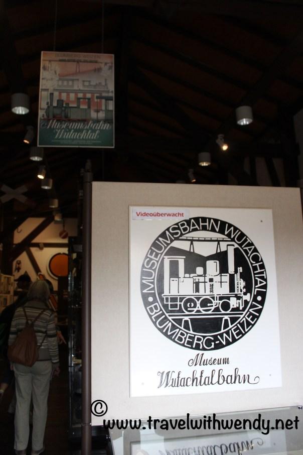 TWW - Train Museum