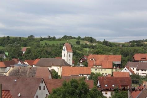 TWW - train valley shot