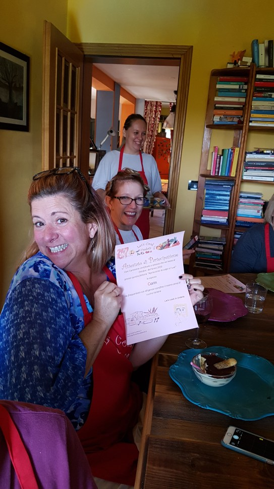 travel-with-wendy-cooking-in-italy-carin-graduation