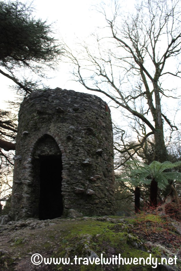 watch-tower-blarney-castle