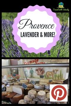Provence Pin 1