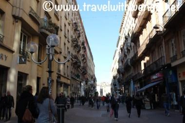 Streets of Lyon