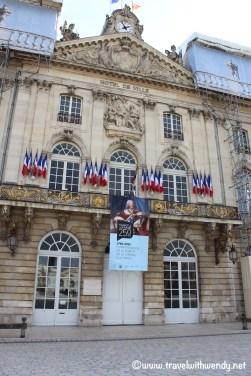 Hotel De Ville - Place Stanislas, Nancy, France