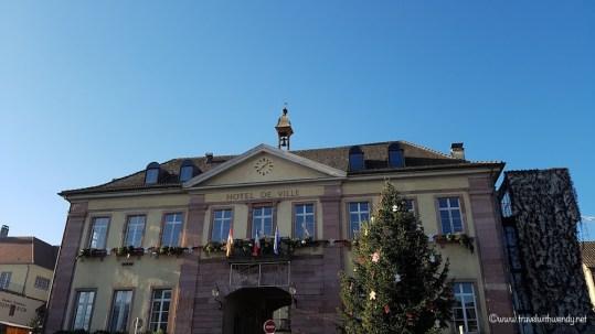 Hotel De Ville - Riquewihr-Ribeauville