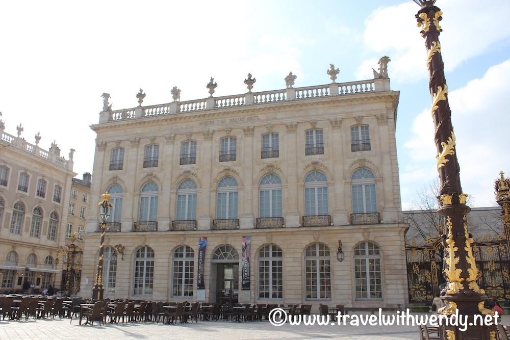 Nancy - national theatre