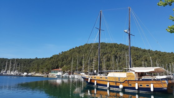Skradin Harbor