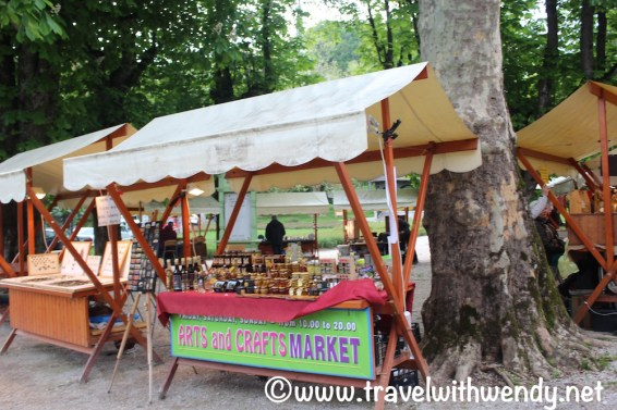 Arts and Crafts Market - Bled