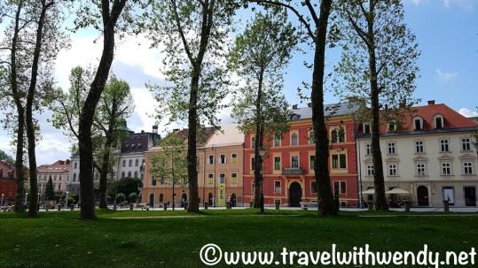 Kings Park - Ljubljana