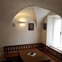 Lobby area - Bled Old Parish House