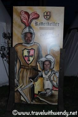 Medieval fun in Renningen