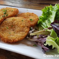 Fried Green Tomatoes - YA they are for real!
