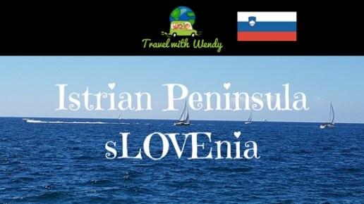 istrian peninsula - slovenia