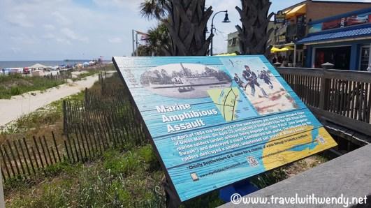 Myrtle Beach Boardwalk history walk
