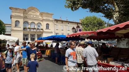 Apt - Markets with Hotel de Ville