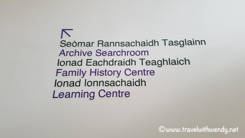 Archive Center - Highlands