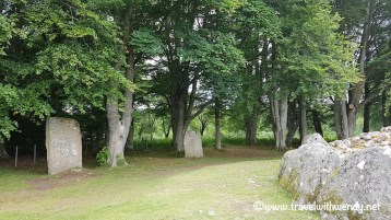 Inverness - Clara Cairn - Craig na dun