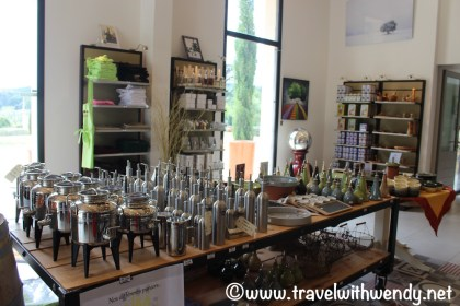 Olive oil shopping & more!