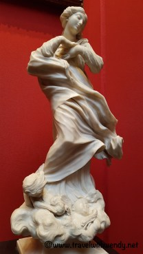 NATIONAL GALLERY - Mary - Sculpture