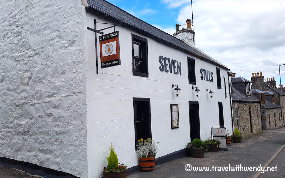 Seven Stills - Restaurant and Pub - Dufftown