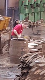 Speyside - Workers working hard