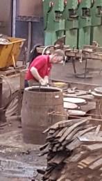 Speyside - Workers working hard