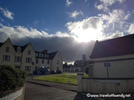 Weather ~ Walking through Inverness
