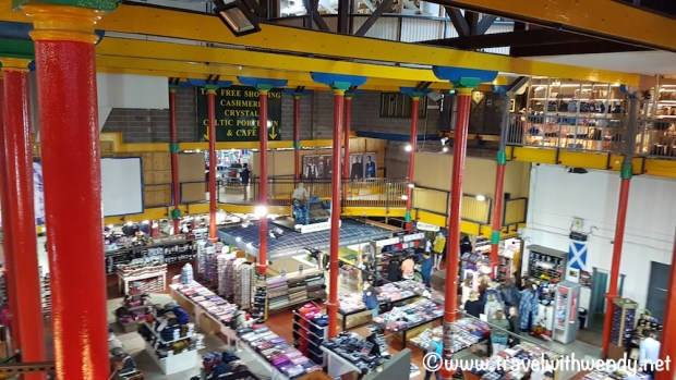 WEAVING MILL - views from above