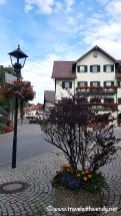 Oberammergau - streets of