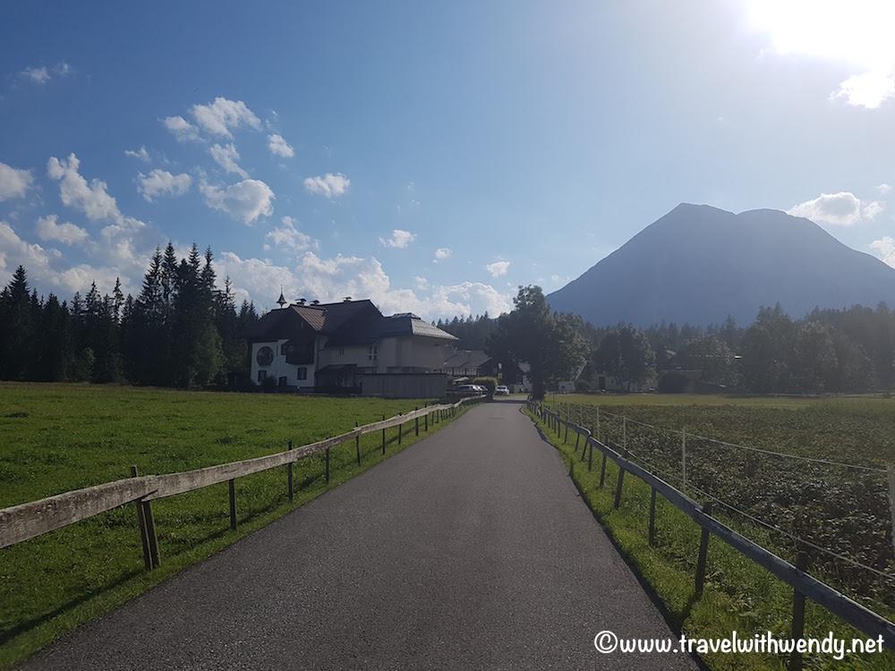 Walking through the valley - Tirol