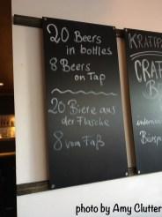 Beer and burgers - KraftPaule