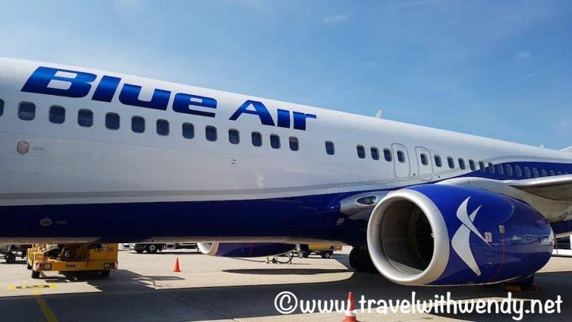 Blue Air Romanian Airline