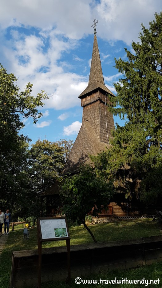 Church in Park - 1800