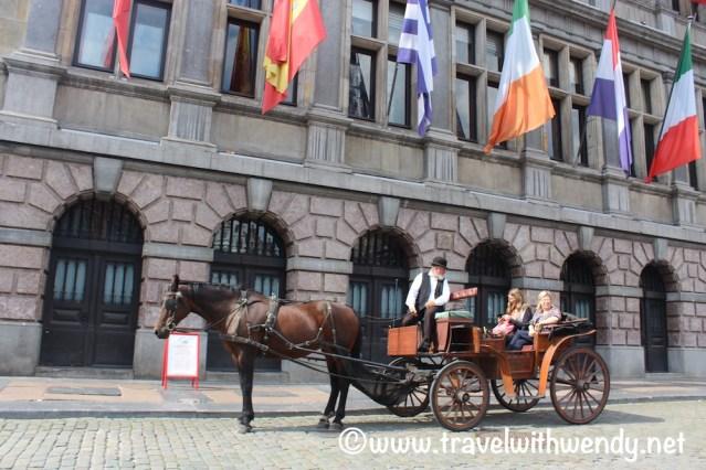 Fun rides around Antwerp