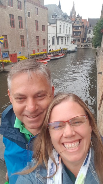 Having fun in Ghent