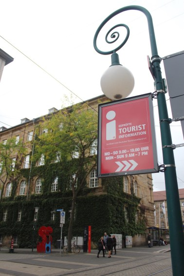Kassel Tourism Center
