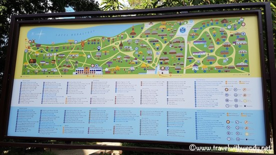 Map of Dimitri Farmlands & Parks