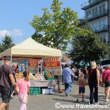 Market in Antwerp