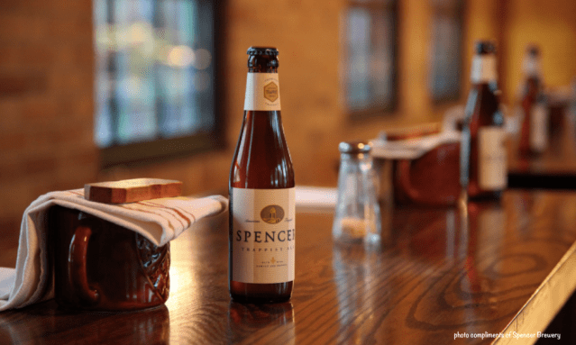 Spencer Trappist Ale - Massachusetts