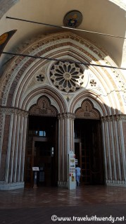 Entrance to San Francesco