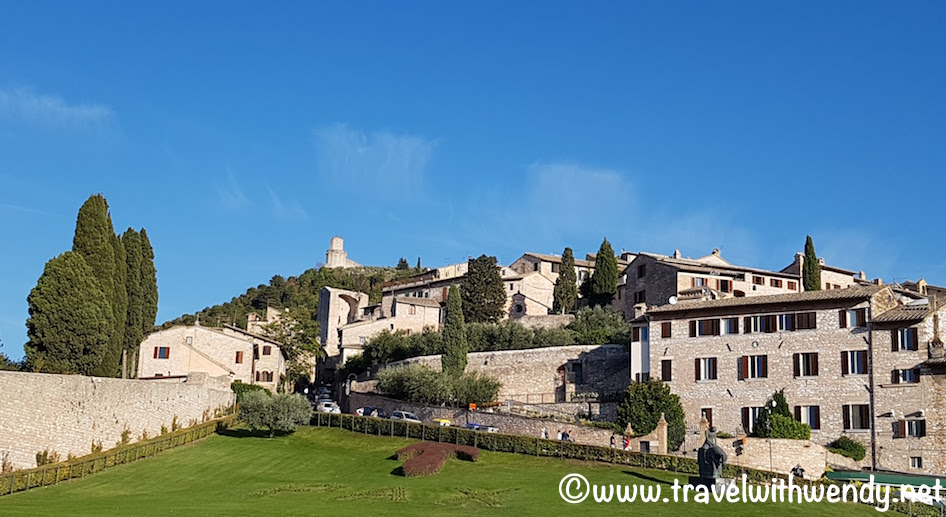 Gardens of Assisi