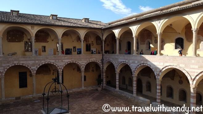 San Francesco Courtyard
