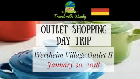DAY TRIP Wertheim Village 18