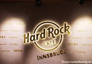 Hard Rock Innsbruck