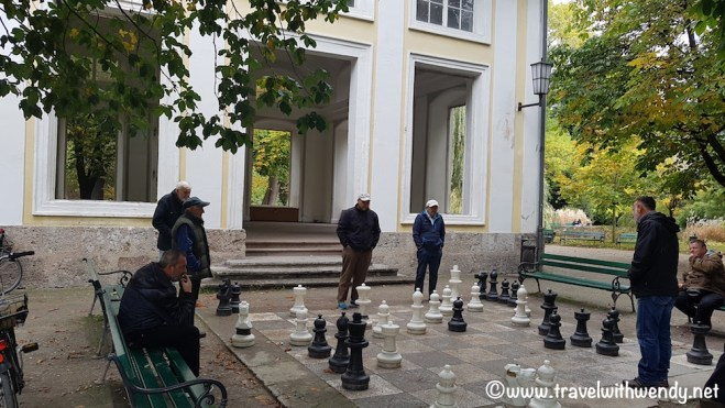 Serious Chess in Innsbruck