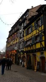 Streets of Colmar