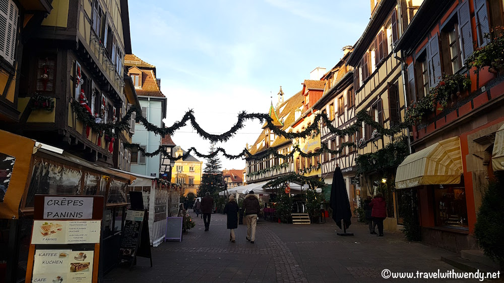 Streets of Obernai