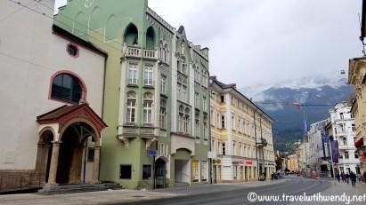 Walking History in Innsbruck